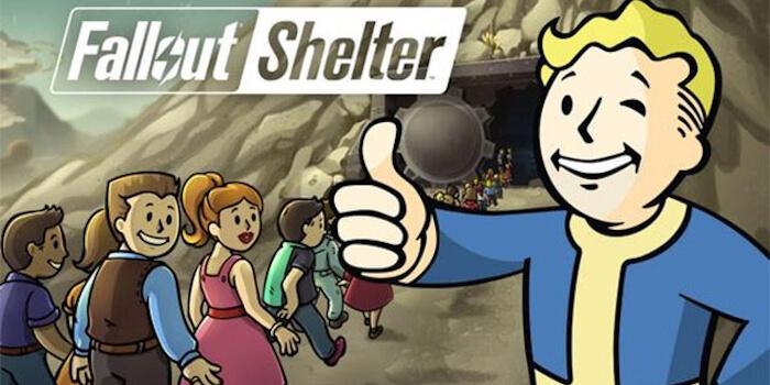 Fallout shelter art