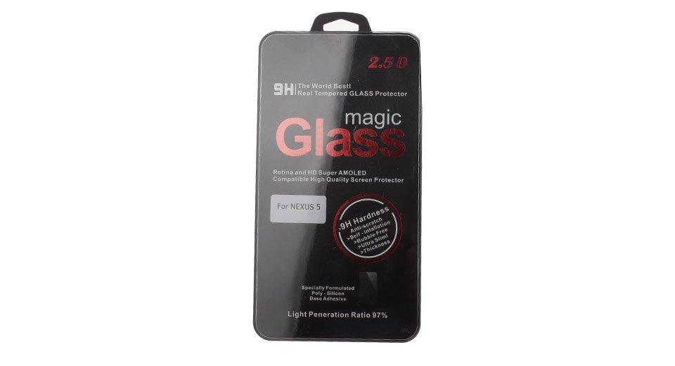 защитное стекло magic Glass для nexus 5